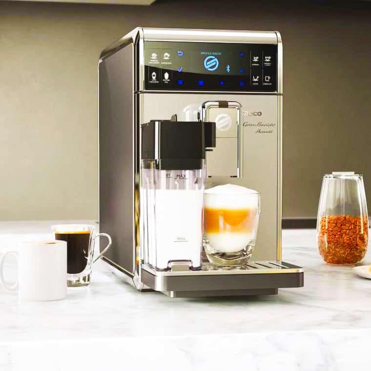 10 лучших фирм кофемашин