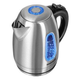 Электрический чайник редмонд стеклянный с подсветкой отзывы