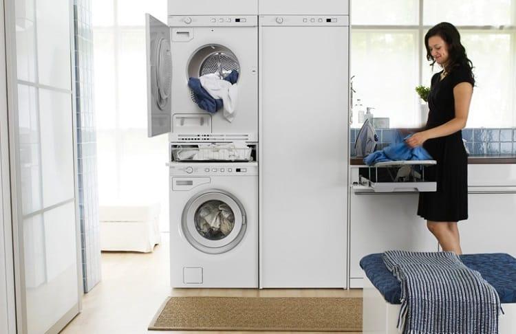 Сушильная машина для белья размеры
