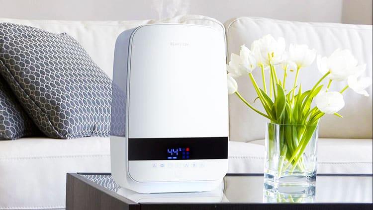Бытовой увлажнитель воздуха для квартиры