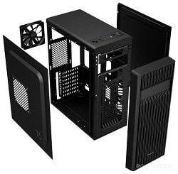 Корпуса mini-ITX
